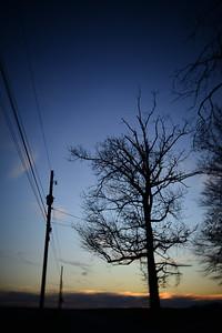 Sunset---Chatham, PA