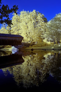 Hemlock Covered Bridge, Fryeburg, ME