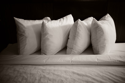 Pillows (before)---Falmouth, MA