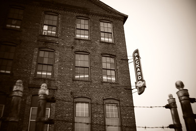 Packard Plant---Boonton, NJ
