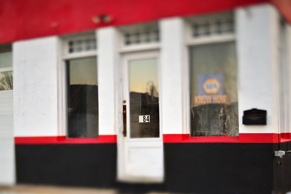 Closed Garage---Bethlehem, PA