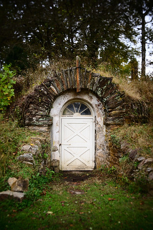 Hobbit Hole---Valley Forge Park, PA