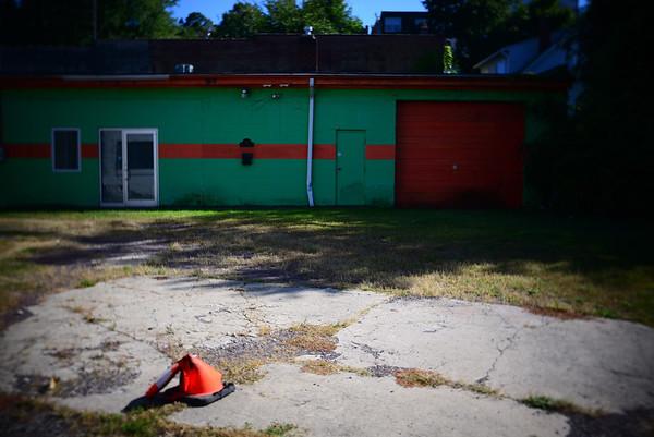 Orange Cone---Nanticoke, PA