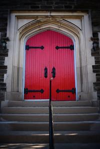 Red Doors---Mount Airy, Philadelphia, PA