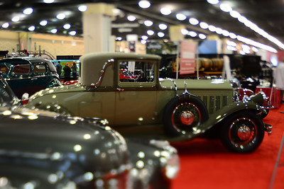 Philadelphia Auto Show--Pierce Arrow