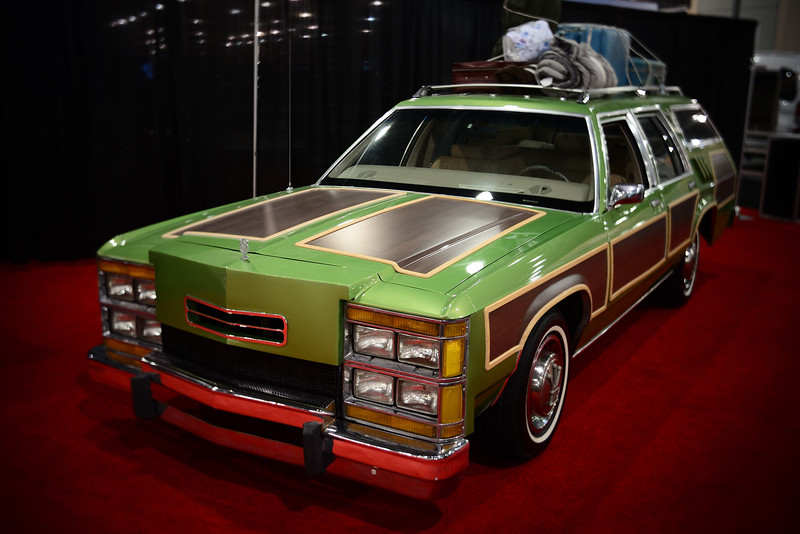 Philadelphia Auto Show--Griswold Vacation