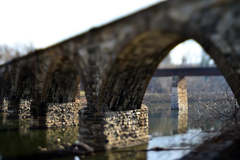 Old Stone Rail Bridge