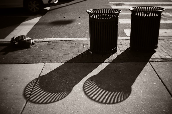 Trash Cans---Philadelphia, PA