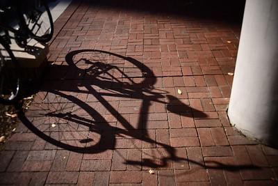 Bike Silhouette---Philadelphia, PA