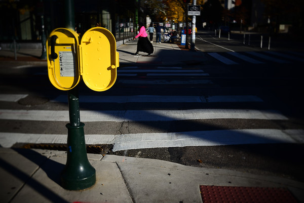 Phone & A Splash of Color---Philadelphia, PA