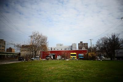 Yellow Truck---Philadelphia, PA