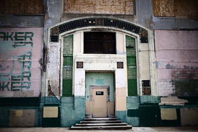 Abandoned Building---Philadelphia, PA