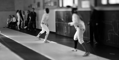 Fencing, University of Pennsylvania---Philadelphia, PA