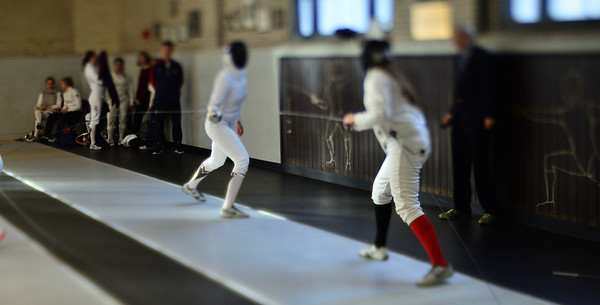 Fencing, University of Pennsylvania---Philadelphia, PA