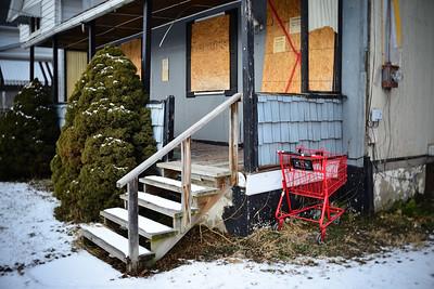Red Cart---Ashley, PA