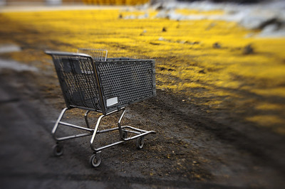 Lonely Cart---Allentown, PA