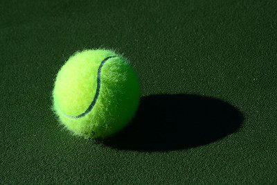 Tennis ball and Shadow