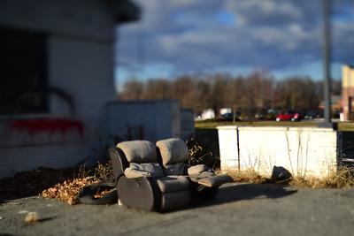 Loveseat, Phoenixville, PA
