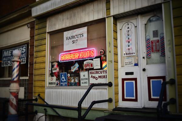 Haircuts---Pottstown, PA