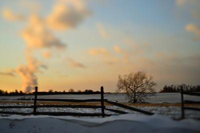 Sunset---Trappe, PA