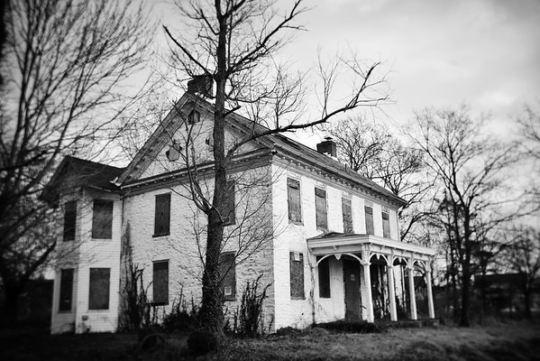 Abandoned Farm---Quakertown, PA