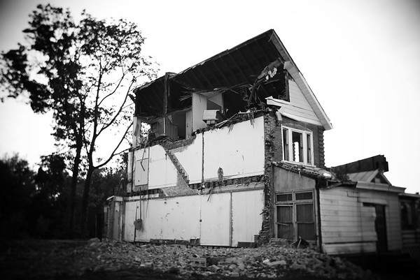 Abandoned Home---Norristown, PA