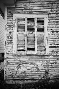 Weathered Window---Hanover Twp. PA