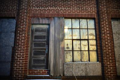 Weathered Doors---McAdoo, PA
