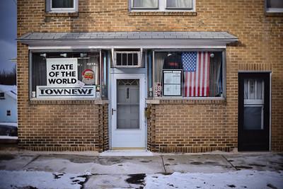 State of the World---Sugar Notch, PA