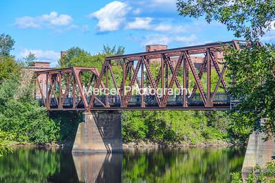 Lewiston Maine Bridge