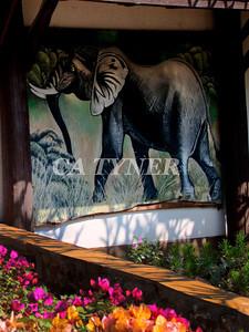 Safari Park Hotel Nairobi Kenya.