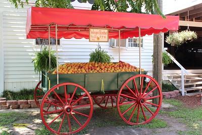 Peach Wagon