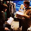 Director preps stars