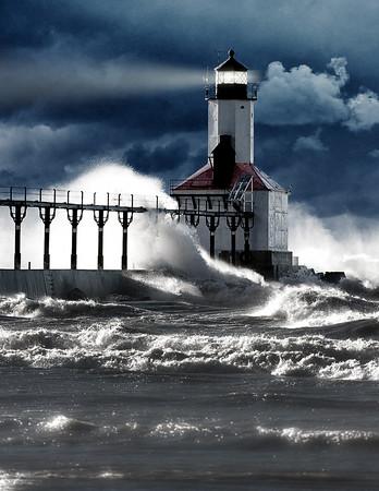 MichiganCityWindstormLight