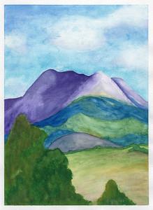 Lavendar Hills