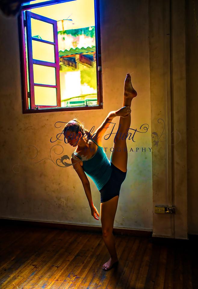 Cuban dancer.