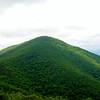 blue ridge mountain top
