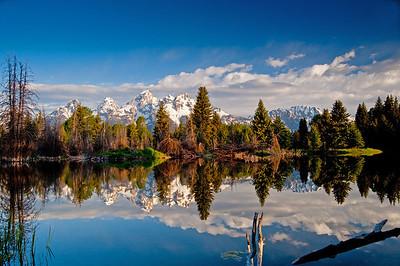 Schwabachers Landing - Grand Teton National Park