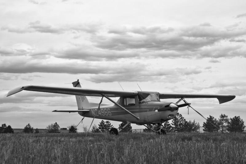Sad Cessna 152