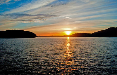 Puget Sound, San Juan Islands