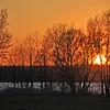 242 - Sunset, Lake Champlain