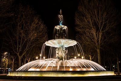 Granada Fountain - Spain
