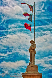 Llano County Confederate Soldier Memorial