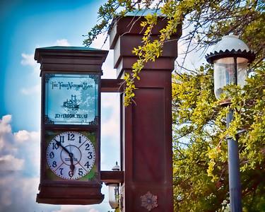 Jefferson Time Jefferson, Texas
