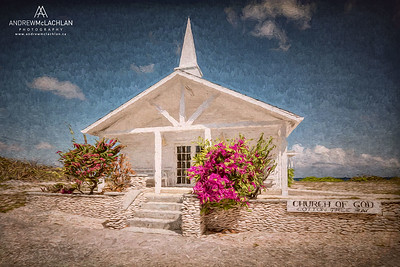 Church of God, Cotton Tree Bay, Cayman Brac, Cayman Islands