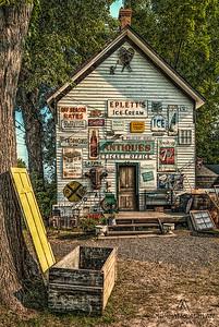 Antique Store, Rosseau, Ontario, Canada