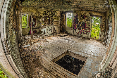 Abandoned Home, Ontario, Canada