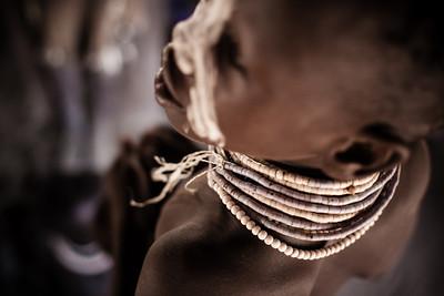 """""""Kara village, Omo Valley, Southern Ethiopia, 2011"""". 40x60 (120€), 50x75 (150€)."""