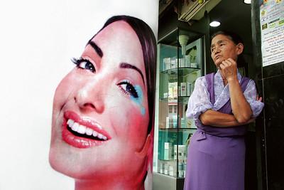 """""""Lady, I. Sikkim, India, 2007"""". 40x60 (100€)"""