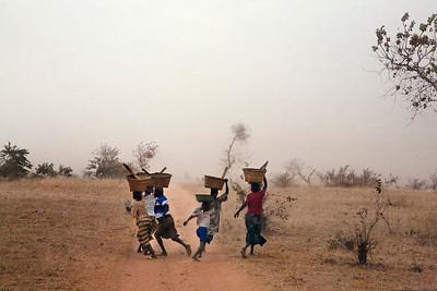"""To the desert. Mali, Pays Dogon"". 30x45 (75€), 40x60 (100€), 50x75 (150€)."